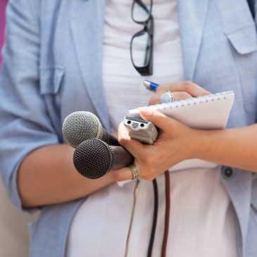 Oproep onderzoeksjournalist